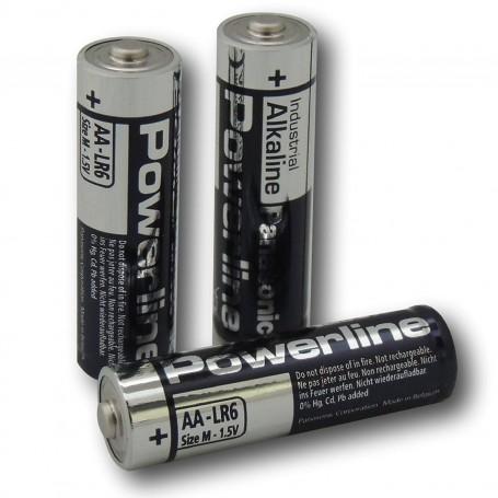 Alkalna baterija PANASONIC AAA 2 kosa