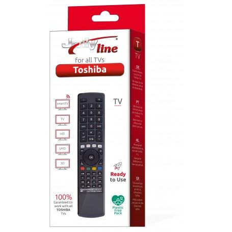 Daljinec za TV TOSHIBA