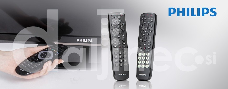 Daljinci za TV PHILIPS