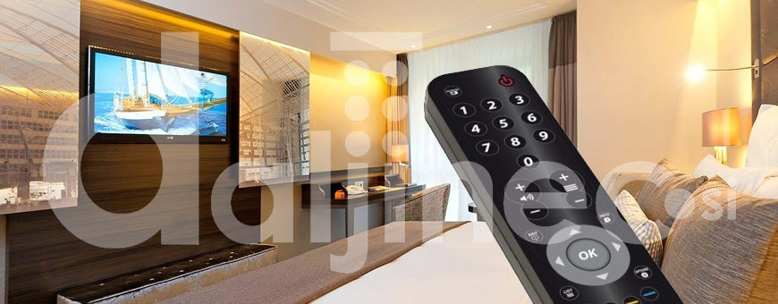 Hotelski daljinci
